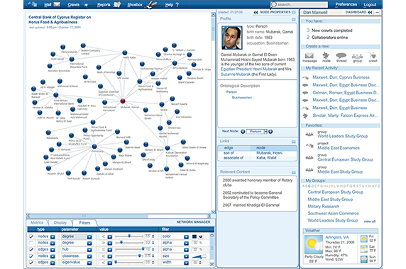 Quorum Analytics Software Prototype