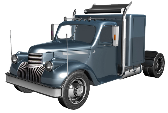 1946 Big Rig Conversion